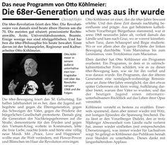 68er-Bewegung Revolution, Event Ticket, Words, Sustainability, Revolutions