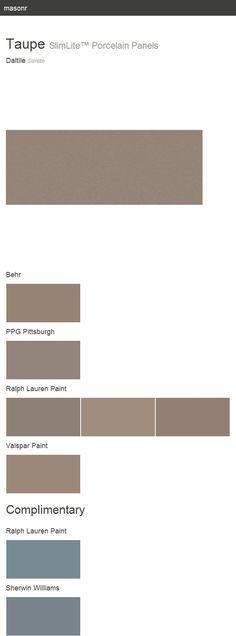 Taupe. SlimLite™ Porcelain Panels. Slimlite. Daltile.