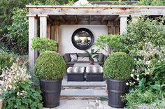 the perfect garden room