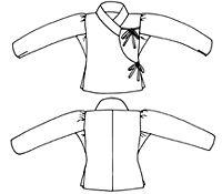 Folkwear Pattern #111