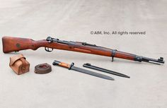 Czechoslavakian vz. 24 8mm Mauser Rifle