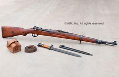 Czechoslavakian vz. 24 8mm Mauser Rifle