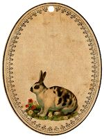 Freebies: Easter Tags
