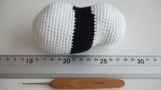 Osito Panda - Amigurumi - Patrón Español ~ Crochet para Ti Amigurumi Tutorial, Amigurumi Patterns, Crochet Panda, Crochet Hats, Beanie, Knitting, Ariel, Crocheting, Hair