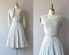 Summer's End dress 1920er Jahren Baumwolle Kleid von DearGolden