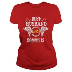 Best husband since 2012 - wedding anniversary T-Shirt #gift #ideas #Popular #Everything #Videos #Shop #Animals #pets #Architecture #Art #Cars #motorcycles #Celebrities #DIY #crafts #Design #Education #Entertainment #Food #drink #Gardening #Geek #Hair #beauty #Health #fitness #History #Holidays #events #Home decor #Humor #Illustrations #posters #Kids #parenting #Men #Outdoors #Photography #Products #Quotes #Science #nature #Sports #Tattoos #Technology #Travel #Weddings #Women