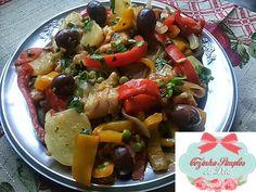 Semana de receitas rápidas Cozinha Simples da Deia: Bacalhau de 15 minutos. Com ajuda da VAPZA