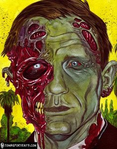 Newsita: Zombie Celebrities