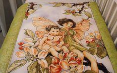 fairy crib set
