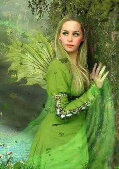 *+*Mystickal Faerie Folk*+*... Artist Unknown...