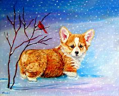 First Snow by Lyn Cook