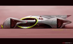Aston Martin AMR-AP Racing Concept - AutoConception.com