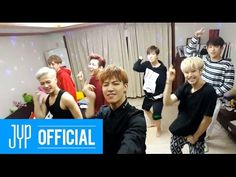 """GOT7 lets loose in dance practice for """"If You Do"""" I GOT7 select version"""