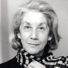 Nadine Gordimer (1923 - ) South African writer and 1991 Nobel Prize Winner in Literature.