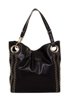 Candy Coated Studded Tote