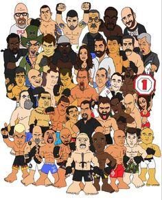 UFC's Finest
