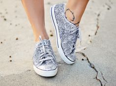 Really want some sparkly Converse
