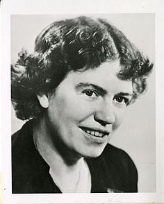 Margaret Mead (1901 - 1978)  her enthnographic studies were a force behind the sexual revolution of the 1960s