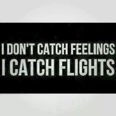 Flights >> Feelings