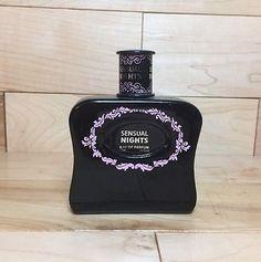 SENSUAL NIGHT impresión de perfume 3.4 oz Eau de Parfum por DIAMOND Colección 90%