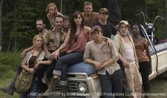 The Walking Dead - Group Photo