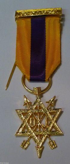 OSM - Order of Secret Monitor 2nd Degree Breast Jewel   eBay