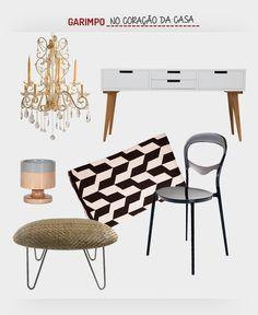 Um décor que tem a cozinha como o coração do lar. Veja: http://www.casadevalentina.com.br/blog/detalhes/no-coracao-do-ape-2964   #decor #decoracao #interior #design #casa #home #house #idea #ideia #detalhes #details #style #estilo #casadevalentina #classic #classico #produtos #products