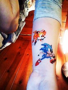 Amazing Sonic and Tails