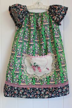 sewing inspiration from Bungalow Bliss. Time to get the machine out of storage!