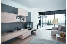 AVENTOS Lift Cabinet Systems for Unrestricted Access to Cabinet Interiors from Blum