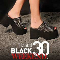 BLACK WEEKEND - #SARKANY Hantal / Sólo por hoy tenés hasta 40% OFF  6 cuotas sin interés con todos los medios de pago en nuestros Locales Exclusivos y en nuestra tienda online #SARKANY DREAMSTORE www.RickySarkany.com