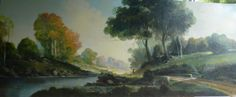 Autumn Landscape by Rico Tomaso, DAC Collection - Donald Art Company Collection