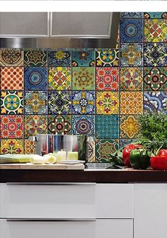 100+ Kitchen Backsplash / Kitchen Decor