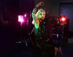 Behind-the-scenes of our Marc Jacobs Fall 2016 Ad Campaign with Courtney Love
