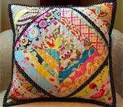 crazy quilt pillows - Bing Images