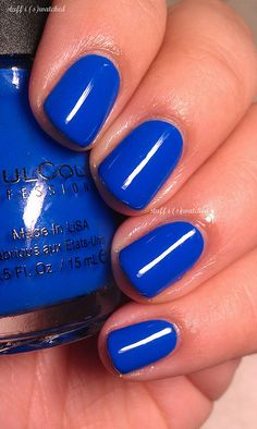 Sinful Colors Endless Blue