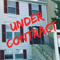 Congratulations to my client for going #UnderContract on her 1st home and winning the biding war!! #BarschRealty #BeyondExpectations #FrederickCounty #FullTimeRealtor #$har$ells #RealtorLife #DMV #RealEstate 🏡🔑🇺🇸