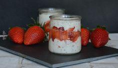 Trifle fraise banane graine de chia – Des recettes à Gogo – Recettes Maison – Simples – Veggies by Gogo