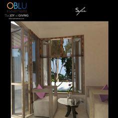 몰디브 HOT & NEW 리조트 '오블루'의 새로운 이미지 소개