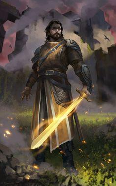 "wearepaladin: ""light shield by Johnathan Chong"""