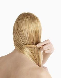 How to Naturally Lighten Hair at Home . Been doing this when I lay out...it is actually working :) Not crazy blond but definitely lighter.