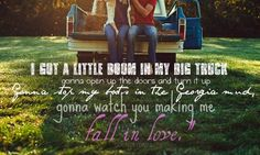 Country Girl - Luke Bryan