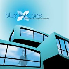Album cover Blue Light One (An Upstairs Recordings Compilation)