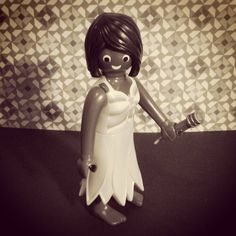 Aretha Franklin #playmobil #phototoy #arethafranklin
