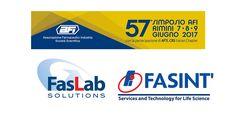 FASINTERNATIONAL e FASLAB vi aspettano all'evento leader che ruota attorno al mondo farmaceutico! Richiedete l'iscrizione gratuita!