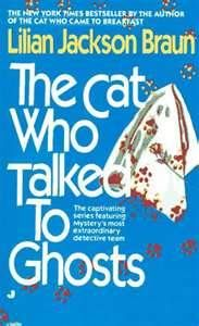 The Cat Who Sniffed Glue   Lilian Jackson Braun  Having inherited millions, Qwilleran and his two feline companions, Koko and Yum Yum, are preparing to settle down into a life of purrfect luxury. That is, until the son of a rich banker and his wife are found murdered.   To the police, it looks like a robbery gone awry. But then Koko develops an odd appetite for glue. Qwilleran doesn't spot the clue until the Siamese's taste for paste tangles them in a web of love and danger.