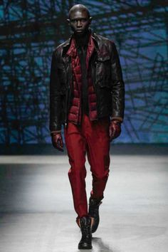 Fall RTW 2013: Kenneth Cole
