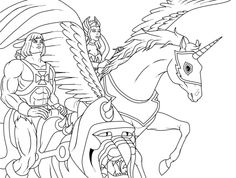 She Ra He Man Coloring Pages Pinterest Sinterklaas Adult
