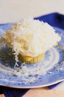 Barefoot Contessa - Recipes - Coconut Cupcakes
