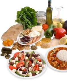 You may notice that most Greek dishes are very colorful.  This is  mainly due to the Greek's have the perfect climate for growing vegetables like eggplants, tomatoes, and onions.  They also grow a lot of herbs like mint, oregano, and basil.
